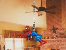 MARVEL Amazing SPIDER-MAN Ceiling Fan Pull Light Lamp Chain Decoration K1223 C