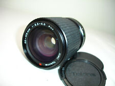 TOKINA RMC 35-105mm f/ 3.5-4.5 LENS  for CANON FD mount camera sn8413214
