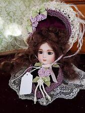 MARIE osmond doll head victorian treasures french repro porcelain velvet