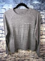 Good hYOUman Be Free Gray Crew Neck Sweatshirt Size S🔥Free Shipping✔️💯