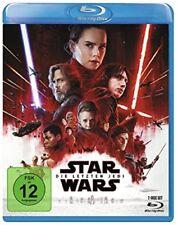 Star Wars 8: Die letzten Jedi Blu-ray NEU OVP Teil 8 / 2 Discs