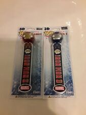 Funko Pop 3d Bookmark Set Of 2 Iron Man And Iron Patriot
