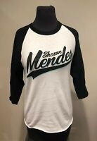 Shawn Mendes shirt SM96 T-Shirt Black White Shirt Men Women tee MAGCON BOYS