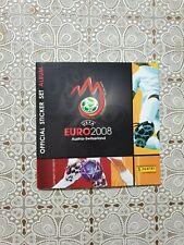 Album Panini EURO 2008 AUSTRIA SWITZERLAND MINI, completo, originale, DA EDICOLA