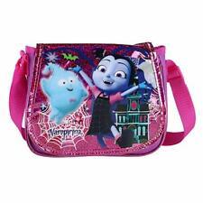 Vampirina Girl Shoulder Handbag Crossbody Handle Kids Bag Play Purse Wallet Gift