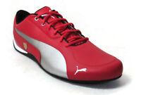 PUMA SF Drift Cat 5 NM Men's Red/Silver Sneakers #30647101 $100