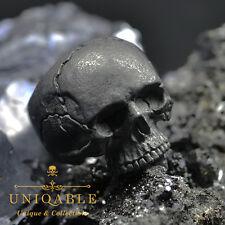 Sterling Silver Skull Biker Ring Size 13 Harley Fans Davidson Masonic Jewelry