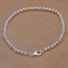 cadeaux de Noël ! argent sterling rempli, petit des perles de boule, bracelet
