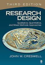 Research Design: Qualitative, Quantitative, and Mixed Methods-ExLibrary
