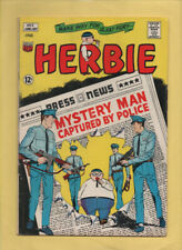 Herbie #2 American Comics Group 1964 Ogden Whitney VG