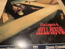 Laserdisc Lot (The Legend Of Hell House, RAN, Night Of The Living Dead,Lifeforce