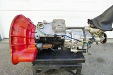 Triumph Spitfire overdrive transmission, trans Laycock J type