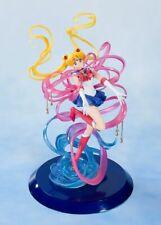 Bandai Sailor Moon Chouette Statue Bunny Usagi Figuarts Zero Tamashii Web Exclus