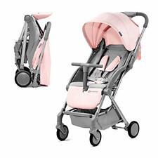 Kinderkraft Lightweight Stroller PILOT, Baby Pushchair, Buggy, Compact Folding,