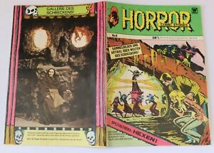 HORROR Comic-Stories DC Comic - Nr. 8 von 1973  -   *Z1-