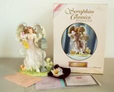 Seraphim Classics Roman Angel Kayli Heavens Greetings Nib 78368 With Pin & Coa