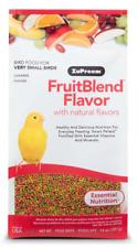 ZuPreem FruitBlend Flavor X-Small .75lb