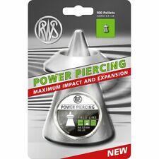 RWS Power Piercing .Air Gun Pellet 22/5.50mm Qty 100 Free P & P