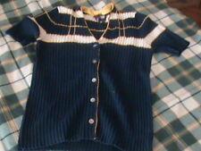 Maglia donna, giacchino in cotone, taglia S/M