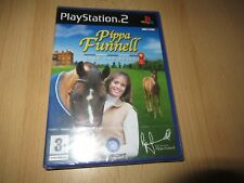 PLAYSTATION 2 PS2 GAME PIPPA FUNNELL TAKE THE REINS - NEW AND SEALED pal