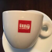Vintage Richard Ginori 1992 ILLY CAFFE Italy 2oz Espresso Demitasse Cup & Saucer