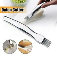 Vegetable Fruit Onion Cutter Slicer Peeler Chopper Home Kitchen Gadget