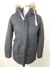 Roxy #23182 Moon Ridge Jacke Damen Winter Kapuze Winterjacke Gr. XS Anthrazit