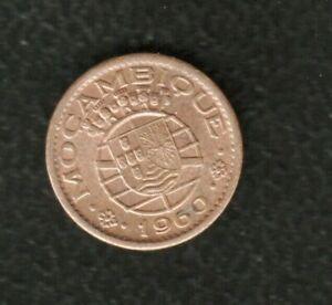 MACAMBIQUE 10 CENTS 1960
