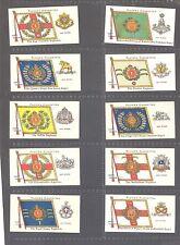 Players - Regimental Colours and Cap Badges, Regular Regiments - Set