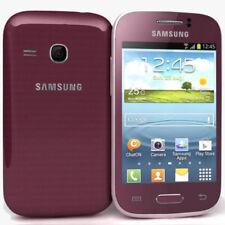 Teléfonos móviles libres rojos Samsung