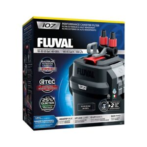 Fluval 107 10-30ga. Performance Canister Filter A440 BRAND NEW
