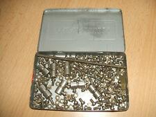 Trix Metallbaukasten  verschiedene Schrauben und Teile