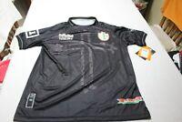"Camiseta OFICIAL 2010-11 Away ""M"" LA PORTUGUESA Brasil marca PENALTY Dorsal 10"