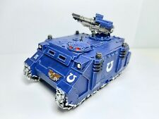 Space Marines Painted Ultramarines Razorback Tank Warhammer 40k