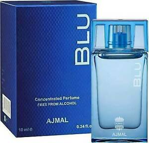 Ajmal BLU (CP) 10 ML for MEN Floral Attar (Amber)