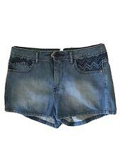 adidas Neo Girls/ Woman's Denim Blue Shorts Size-W30 New