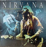 Nirvana Live Come as You Are 6 x CD Box Set inc Seattle, Rio De Janeiro
