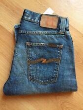 W30 L34 NUDIE jeans SHARP BENGT - BIG BENGT BLUE LAB VINTAGE REGULAR TAPERED