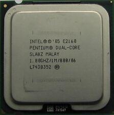 Intel Pentium E2160 1.8GHz Dual-Core (SLA8Z) Processor