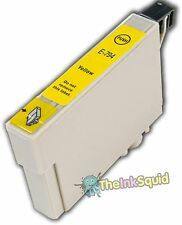 1 Yellow Compatible Non-OEM T0794 'Owl' Ink Cartridge with Epson Stylus PX700W