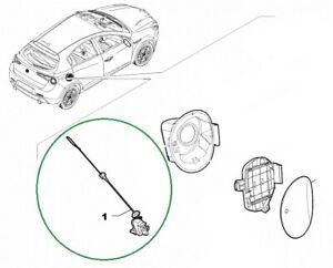 Alfa Romeo Giulietta  NEW Genuine Fuel Flap Actuator Release Mechanism 50552585