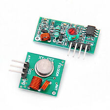 433Mhz RF transmitter receiver link kit for Arduino/ARM/MC​U remote control JU