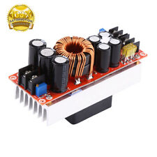 1500W 30A DC-DC Boost Converter 10-60V to 12-90V Step Up Power Supply Module UK