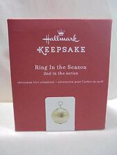 2016 Hallmark Keepsake Ornament Ring In The Season #2 Premium B20