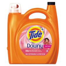 Tide Touch of Downy Liquid Laundry Detergent April Fresh 138 oz Bottle 4/Carton