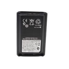 FNB-V104LI V104 2200mAh Li-ion Battery For Yaesu Vertex VX-230 VX-231 VX-234