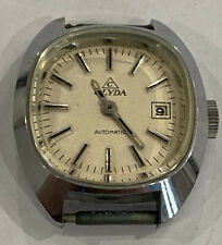 Montre ancienne CLYDA automatic Date 2671