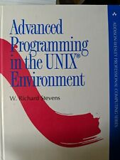 Professional Computing Ser.: Advanced Programming in the Unix Environment by St…