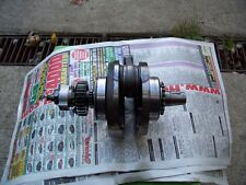 1979 HONDA XR500 XR 500 MOTORCYCLE ENGINE CRANKSHAFT