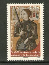 TIMBRE 4654 NEUF XX LUXE - 600 EME ANNIVERSAIRE DE LA NAISSANCE DE JEANNE D' ARC